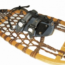 Fixation de raquettes à cliquet - Snowshoes Ratchet bindings
