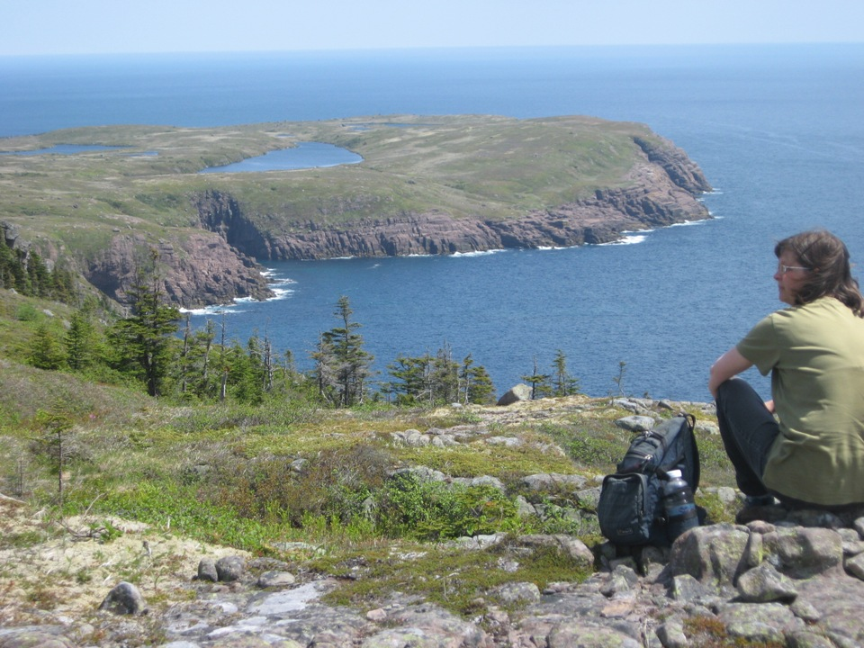Hiking in Petty Harbour