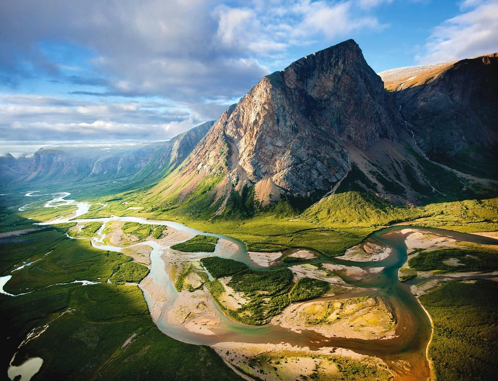 Parc National des Monts-Torngat